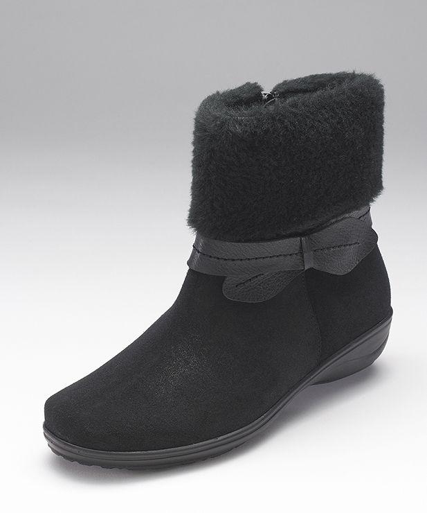 0b73073e782a8b Boots femme Damart, achat Bottillons à semelles amovibles Perfect Comfort  by Damart prix promo Damart 99.95 € TTC