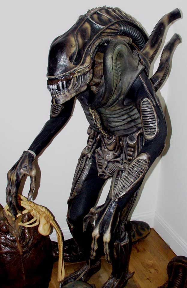 Building an Aliens Costume : alien 1979 costume  - Germanpascual.Com
