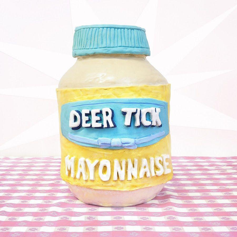 Deer Tick Mayonnaise Album Review Red Guitar Music Reviews Deer Ticks Indie Mayonnaise