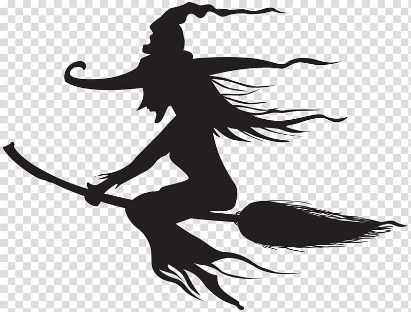 Witch Silhouette Witchcraft Halloween Silhouette Halloween Witch Silhouette Transparent Background Png Witch Silhouette Halloween Silhouettes Silhouette Png