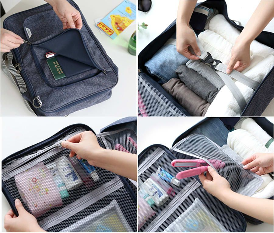 Multiway Travel Bag | mochithings | Travel bags, Convertible