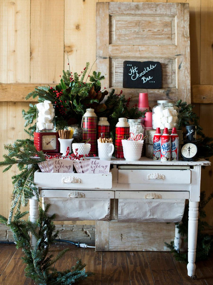 Romantic Ways to Decorate Your Winter Wedding  Winter weddings