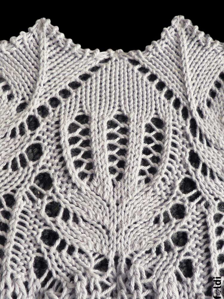 fost flower lace | Knit techniques and tips | Pinterest | Flower ...