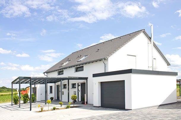 Homestory 343 Haus, Musterhaus, Fertighäuser