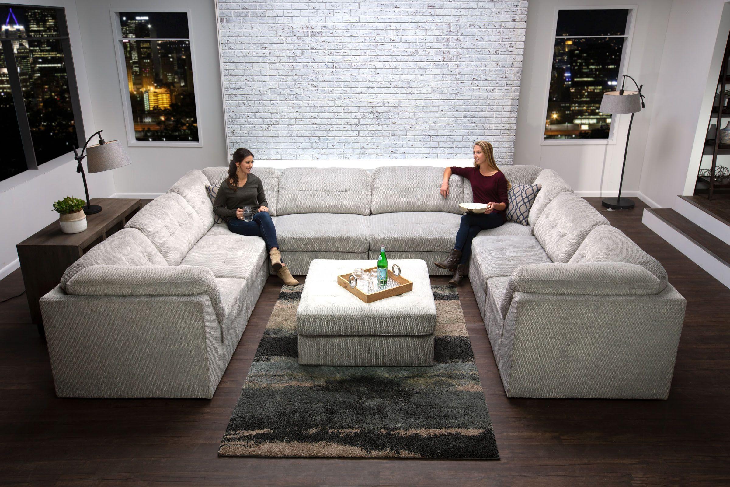 Tremendous Granada 8 Piece Sectional Ottoman Products In 2019 Customarchery Wood Chair Design Ideas Customarcherynet