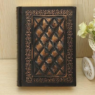 Retro-Vintage-Journal-Diary-Notebook-Leather-Blank-Sketchbook-Paper-Hard-Cover