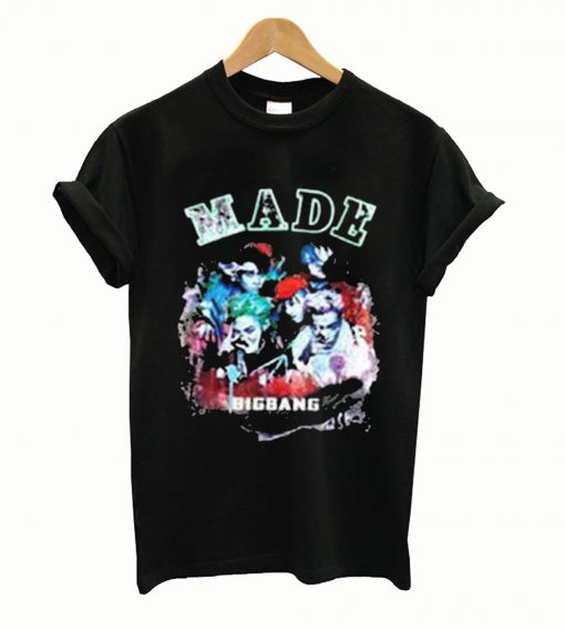 0TO10 Bigbang T Shirt