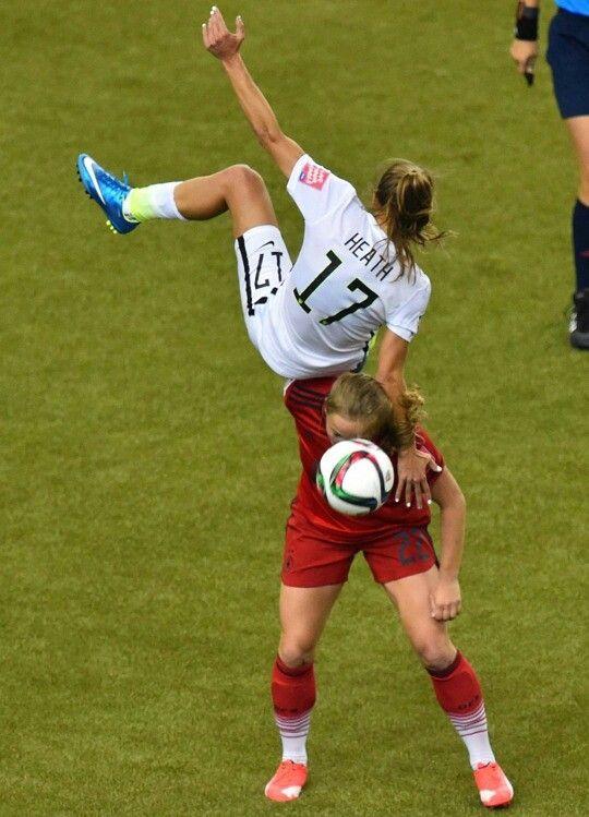 Pin By Ericka Smith On Soccer Usa Soccer Women Women S Soccer Team Girls Soccer Team