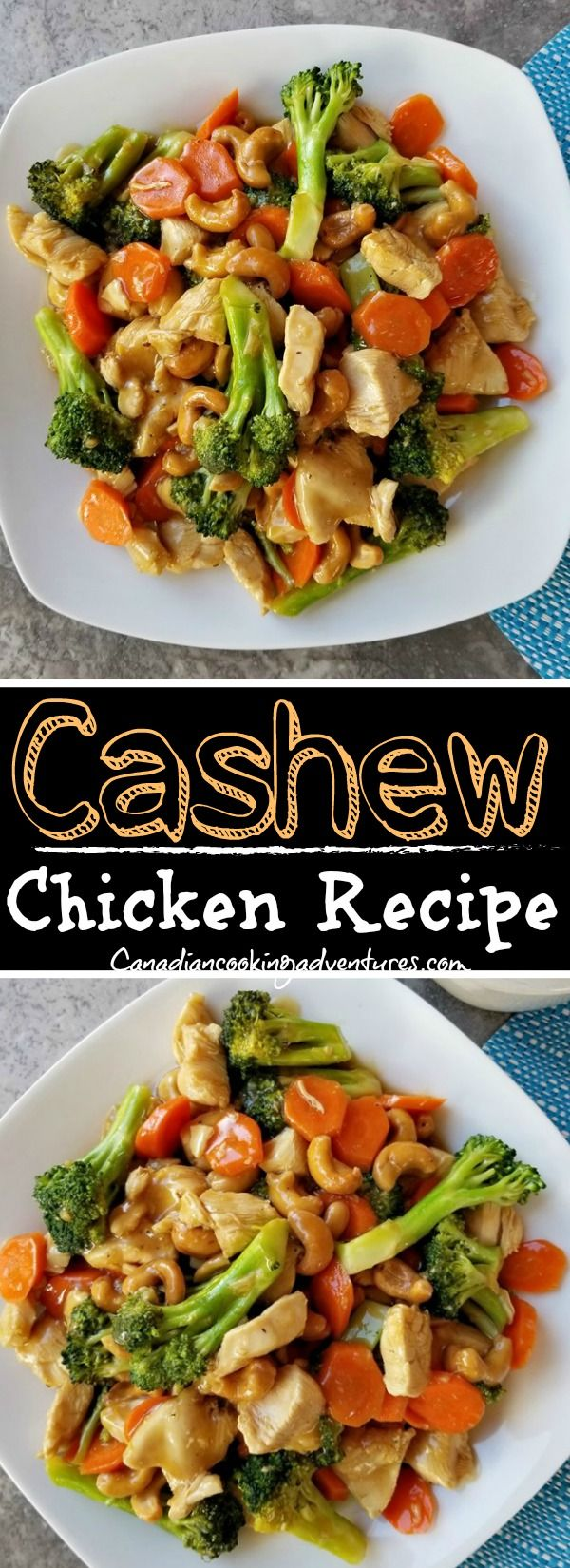 Cashew Chicken images