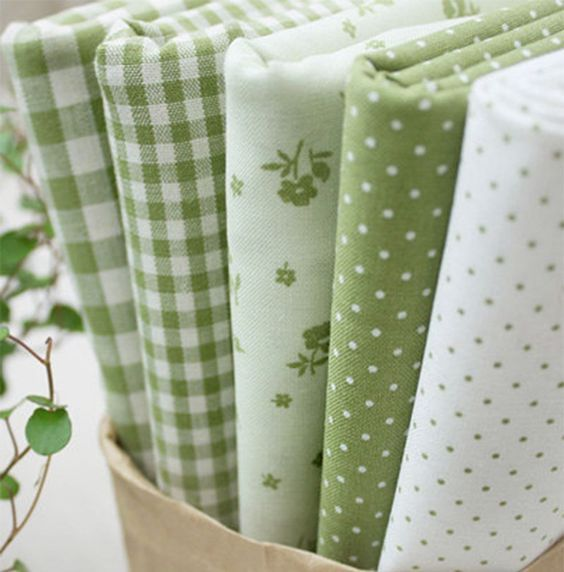 Pin By Storytelling On Happy Fabric: Gotta Thing For GREEN