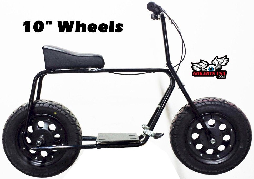 The Hornet Minibike, Old School Honda GX Engine | Hornet Minibike ...