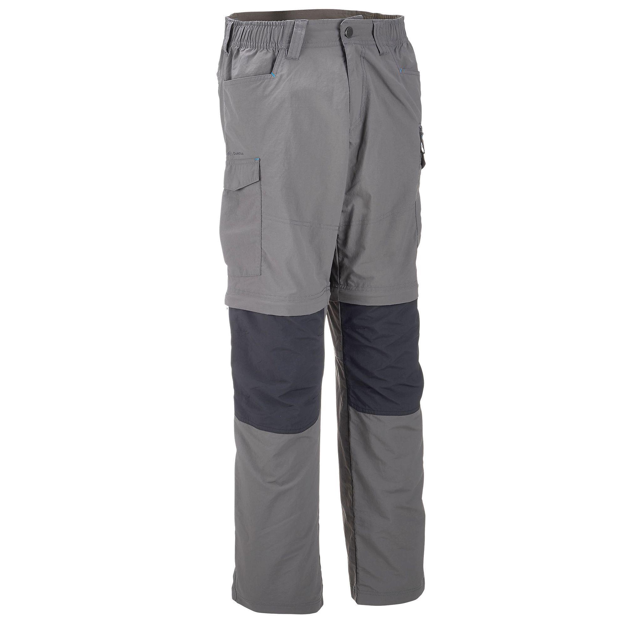 Sort Kapri Pantolon Tisort Gomlek Forclaz 100 Erkek Pantolonu Pantolon Tisort Gomlek