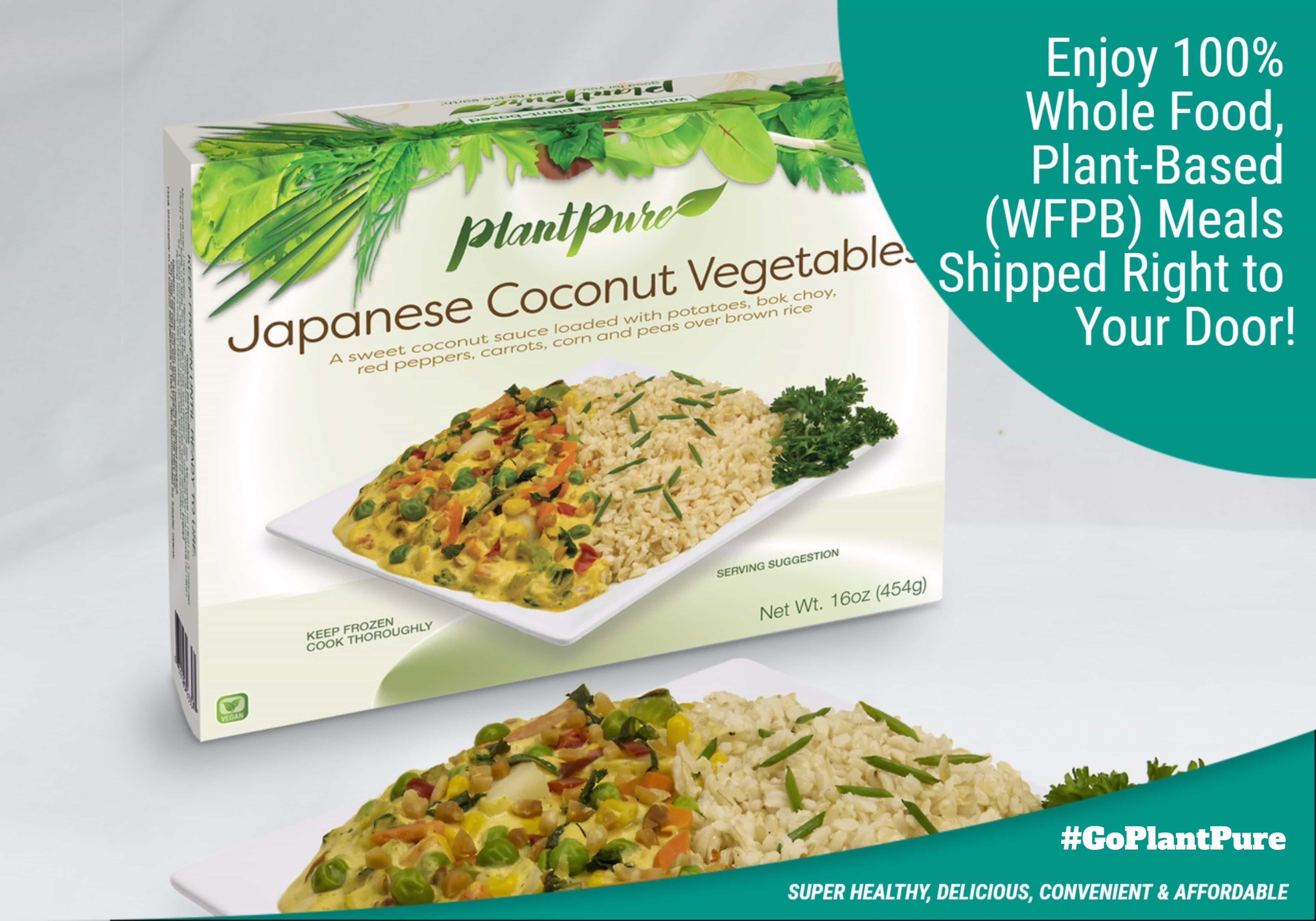 Plantpure Frozen Entree Plant Based Meals Review Ordering Suggestions Recipes Vegetarian Vegan Beans