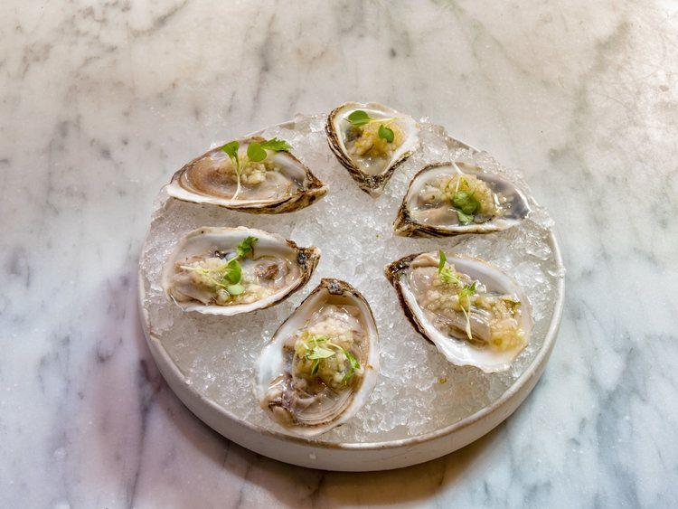 Due West Westvillage Westvillageeating Seafood Nycfood New