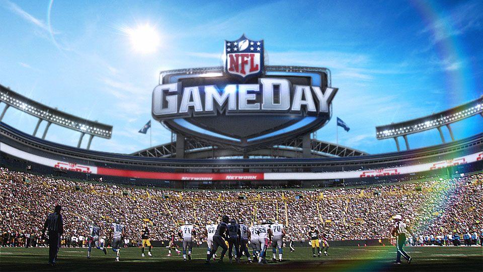 NFL GameDay Evolution