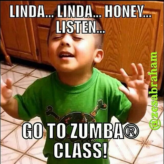 Funny Zumba Memes : How can you refuse zumba favorites pinterest
