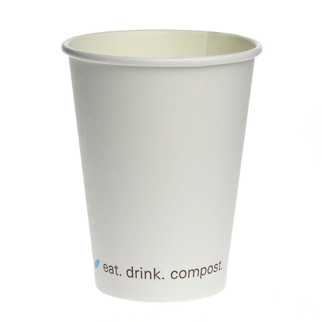 Greenmunch - Hot Cups - Besics - 12oz, $11.00 (http://www.greenmunch.ca/compostable-dinnerware/hot-cups/hot-cups-besics-12oz/)