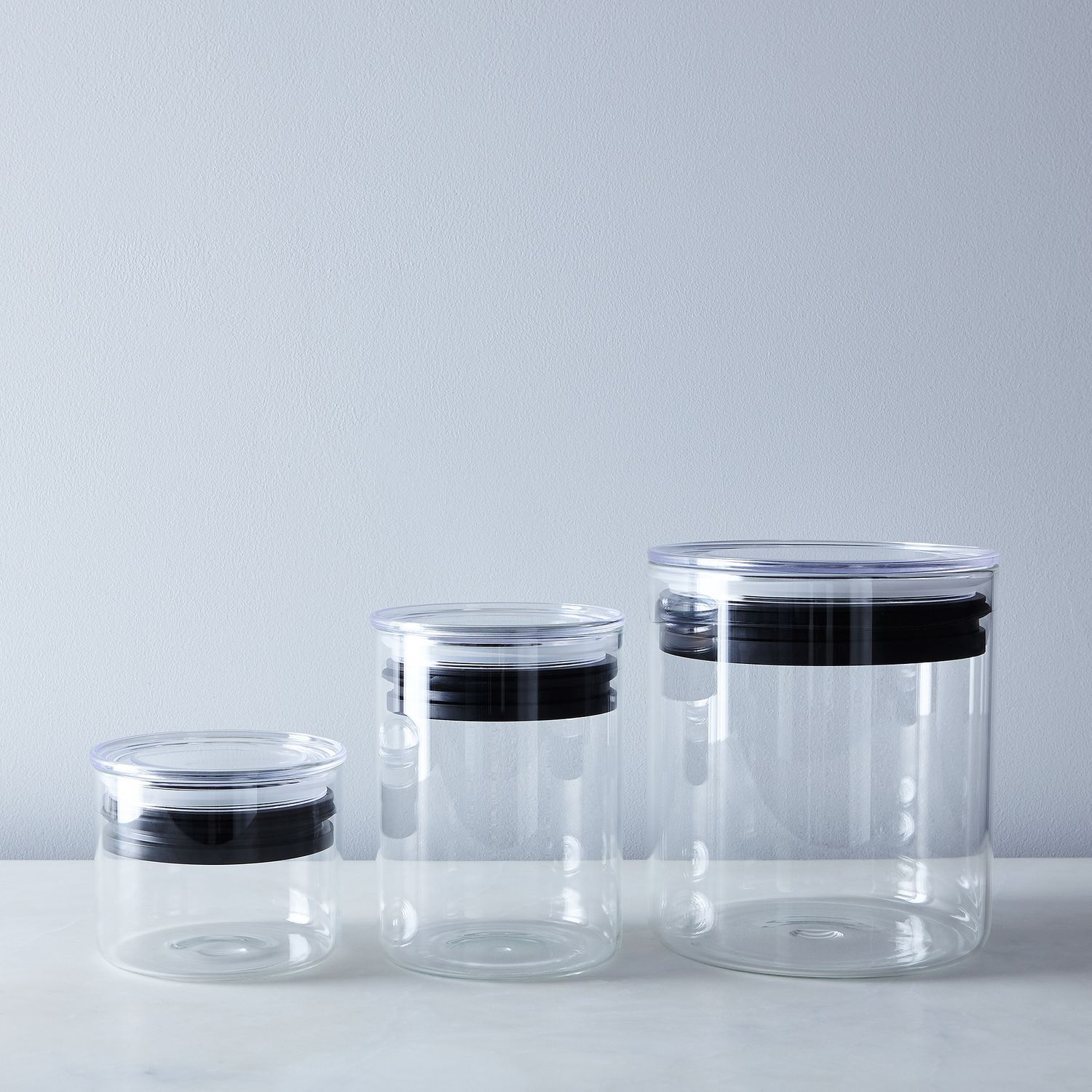 Airscape Glass Food Storage Containers Pinterest Airtight food