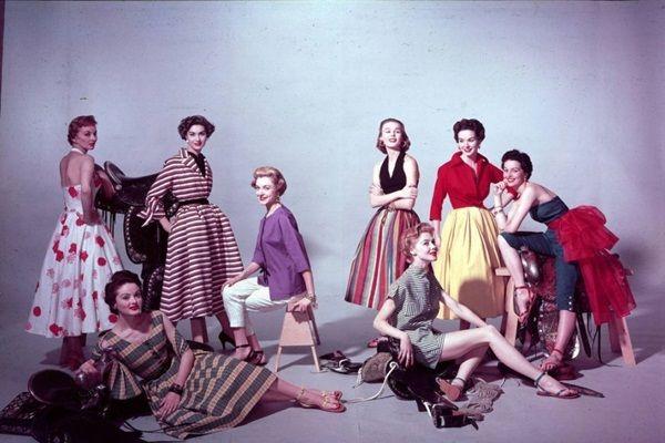 Nayane Martins: Moda dos anos 50 - meu estilo de época favorito.