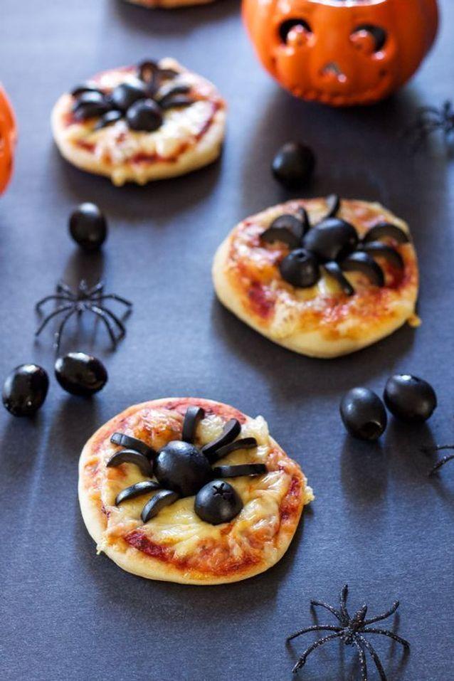 Apéro halloween pas cher - 20 idées d'apéros d'Halloween faciles et surprenants - Elle à Table