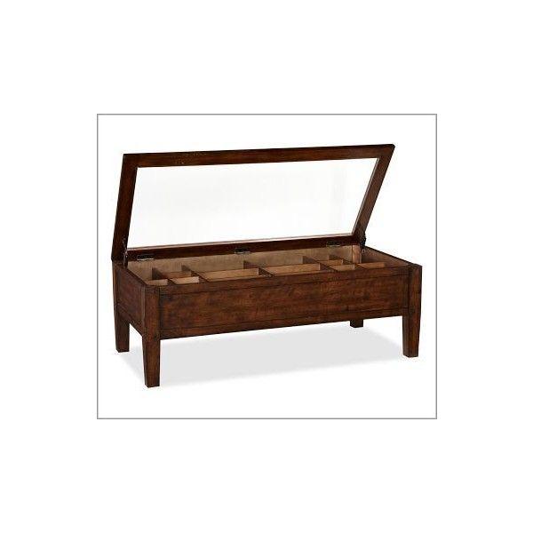 Old Window Coffee Table Shadow Box: Shadow Box Coffee Table