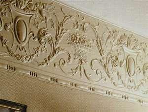 frieze anaglypta