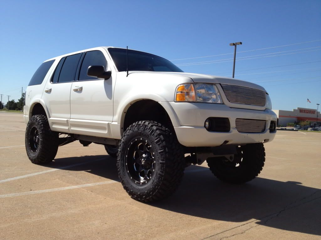 New Lift Option Lifted ford explorer, Classic ford