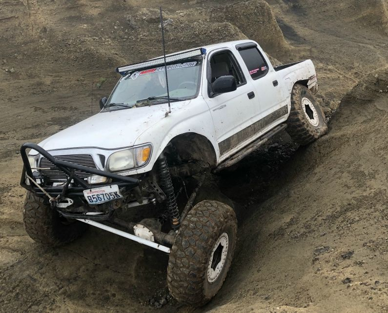 Carter S Sas First Gen Tacoma Build 1st Gen Toyota Tacoma Builds