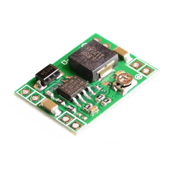 무료 배송 울트라 작은 전원 모듈 dc/dc 벅 3a 조정 벅 모듈 레귤레이터 울트라 lm2596s