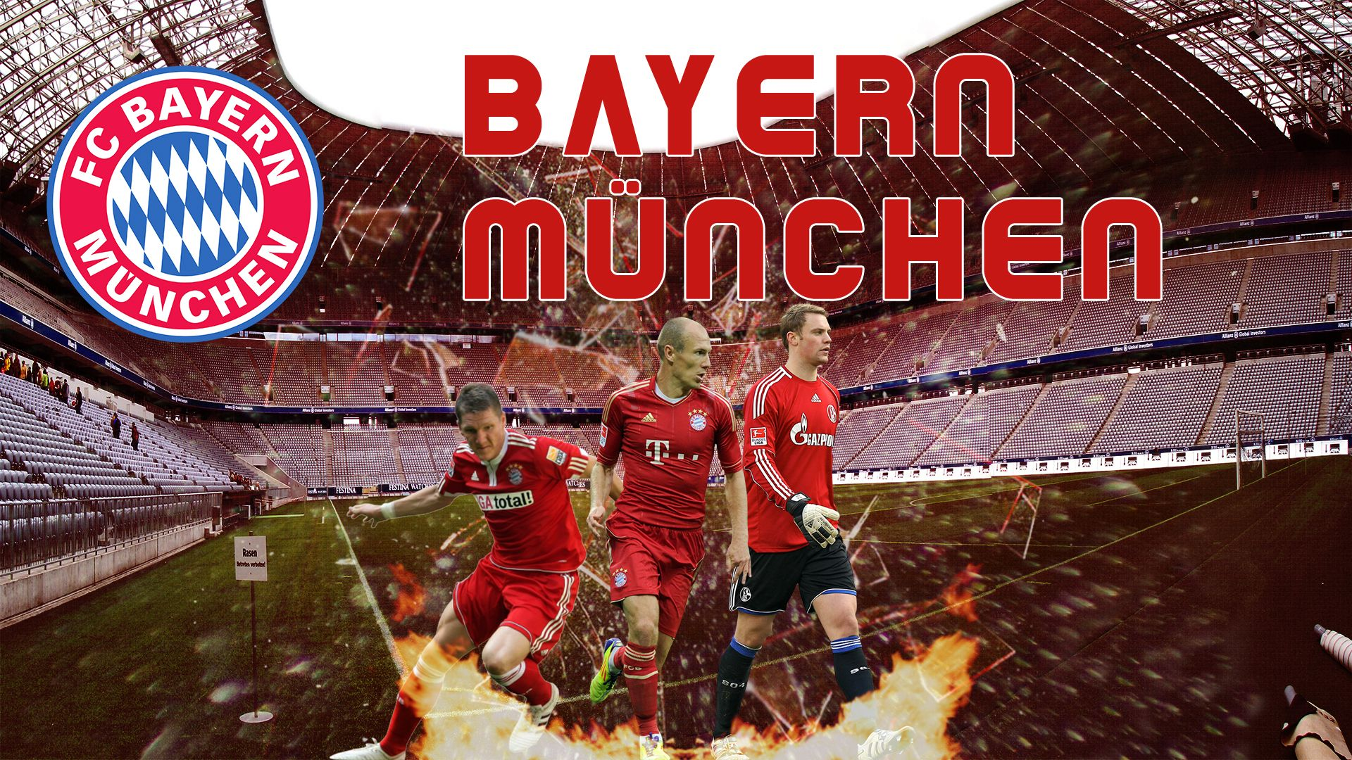 Fc bayern mnchen youtube record champions fc bayern this fc bayern mnchen youtube record champions fc bayern this playlist gives you voltagebd Images