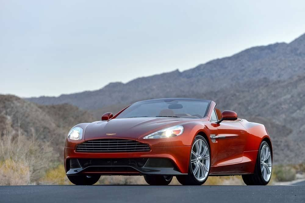 Aston Martin Aston Martin Vanquish Aston Martin Aston