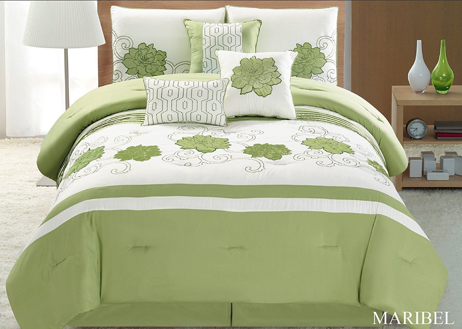 kitchen set com amazon brown king pinterest sage textile river home duck comforter dream green pin tuscany