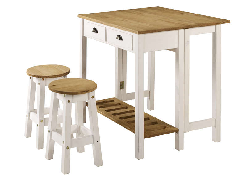 Ensemble Table Pliante 2 Tabourets En Bois Massif 645451 Tabouret Bois Table Haute Pliante Table Pliante