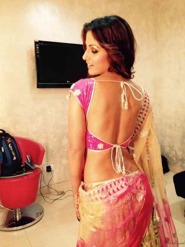 Hot og sexet tv-skuespillerinde fra Yeh Rishta Kya-5209