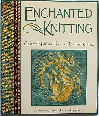"""Link to a book review of """"Enchanted Knitting"""" by Catherine Cartwright-Jones, Roy…"""