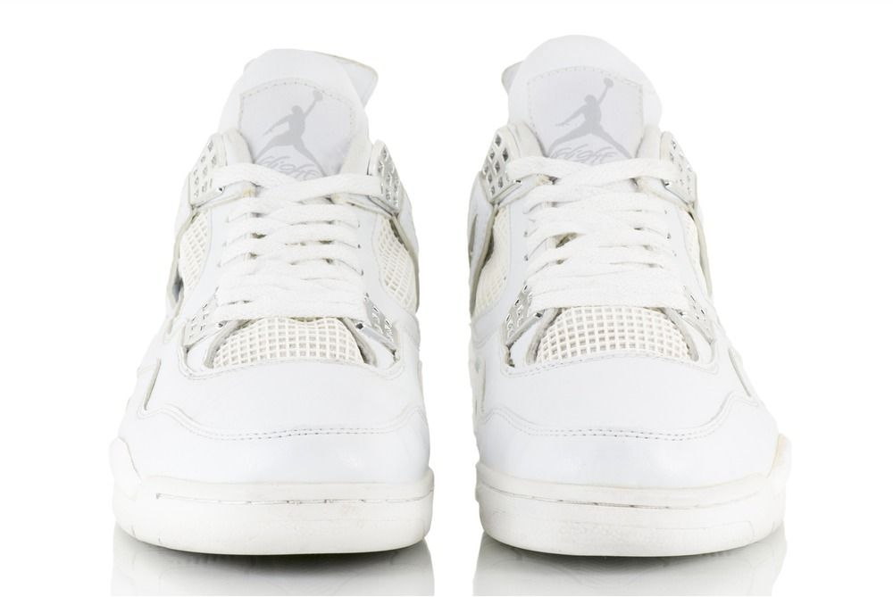 ef4b1e46c1228f Air Jordan 4 Pure Money 2017 Retro Release - Sneaker Bar Detroit ...