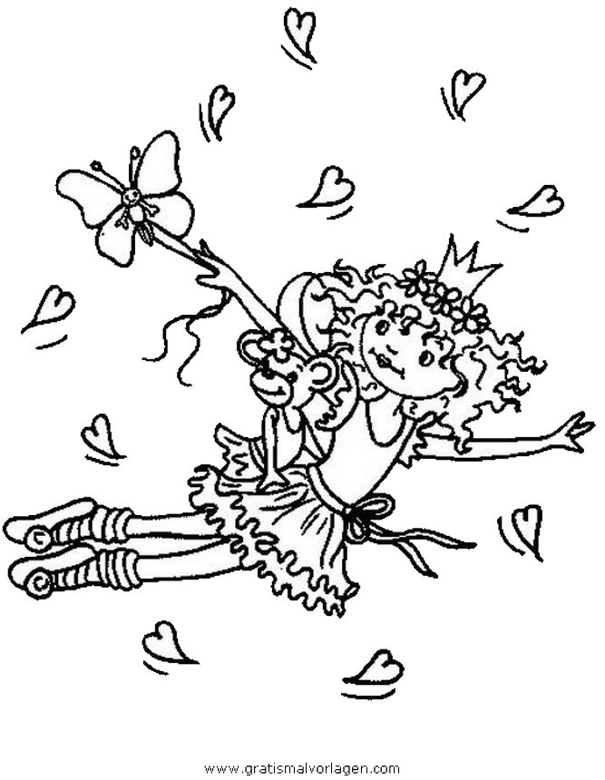 prinzessin lillifee 32 gratis malvorlage in comic