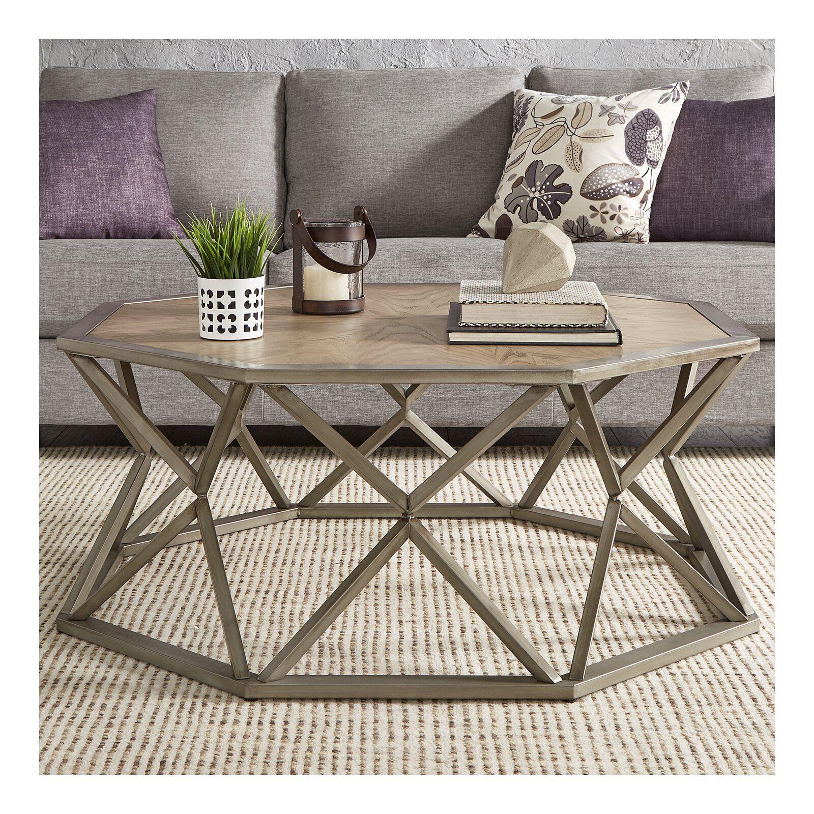 Slocumb Coffee Table Reviews Birch Lane Geometric Coffee Table Coffee Table Traditional Coffee Table [ 1600 x 1600 Pixel ]