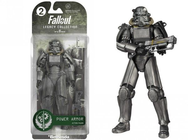 #transformer ko legacy fallout: power armor [action figure] by funko