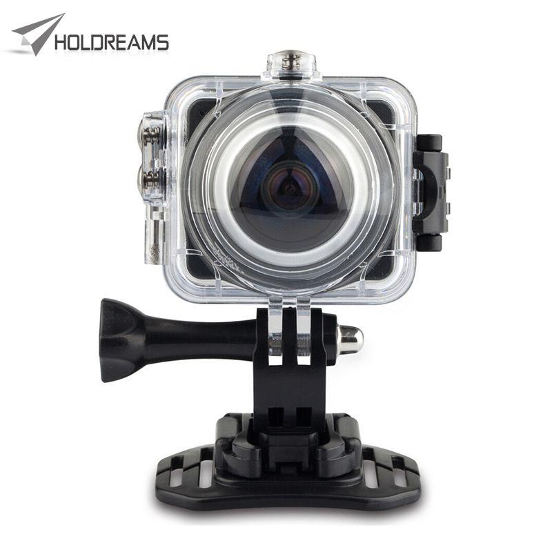 VR OTAKOO 360 Degree Panoramic Sports Action Camera WiFi All Viewer