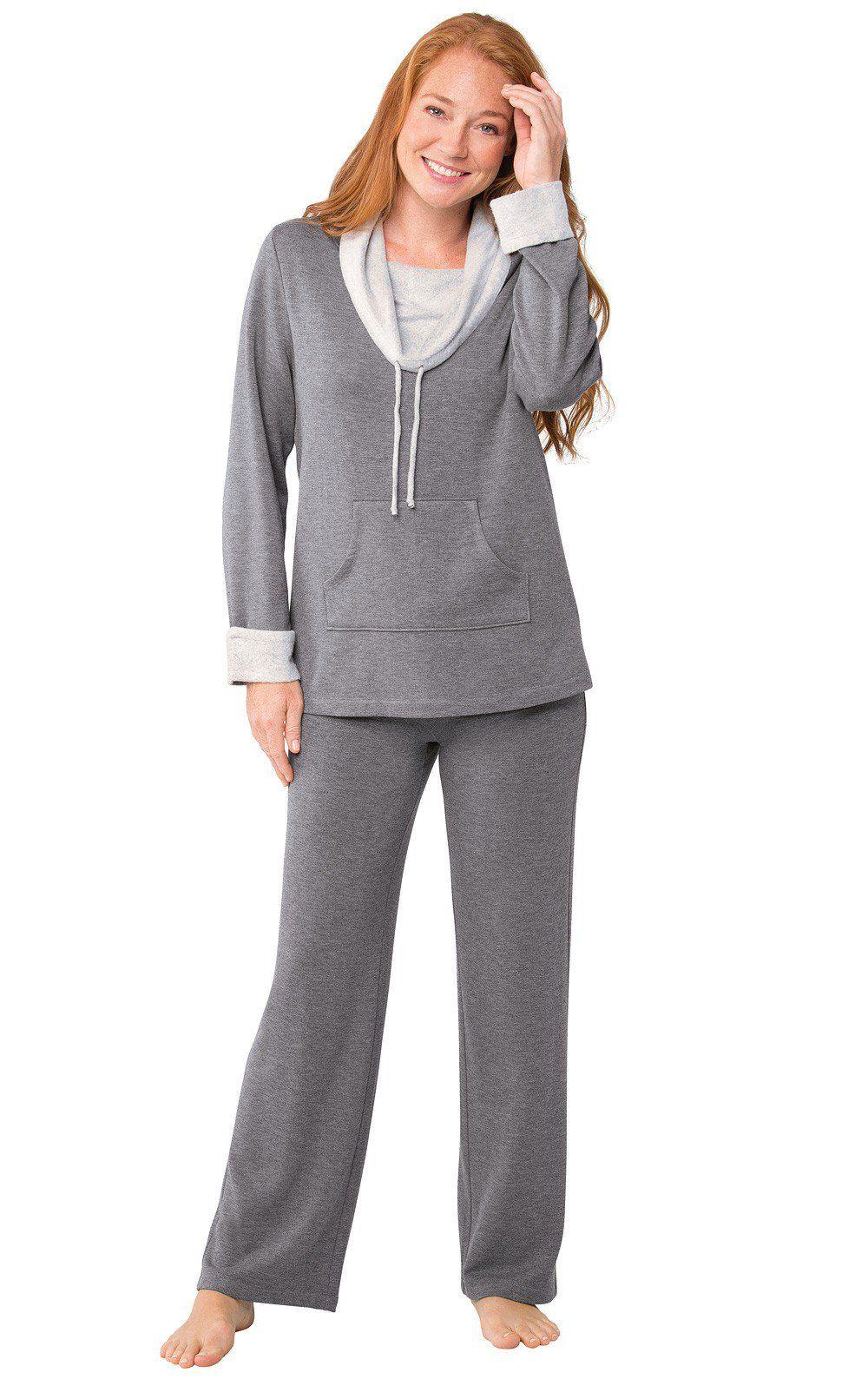World s Softest Pajamas - Charcoal  b1cdaea9d