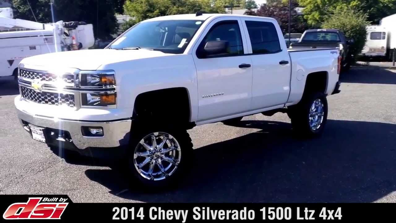 2014 chevy silverado lifted
