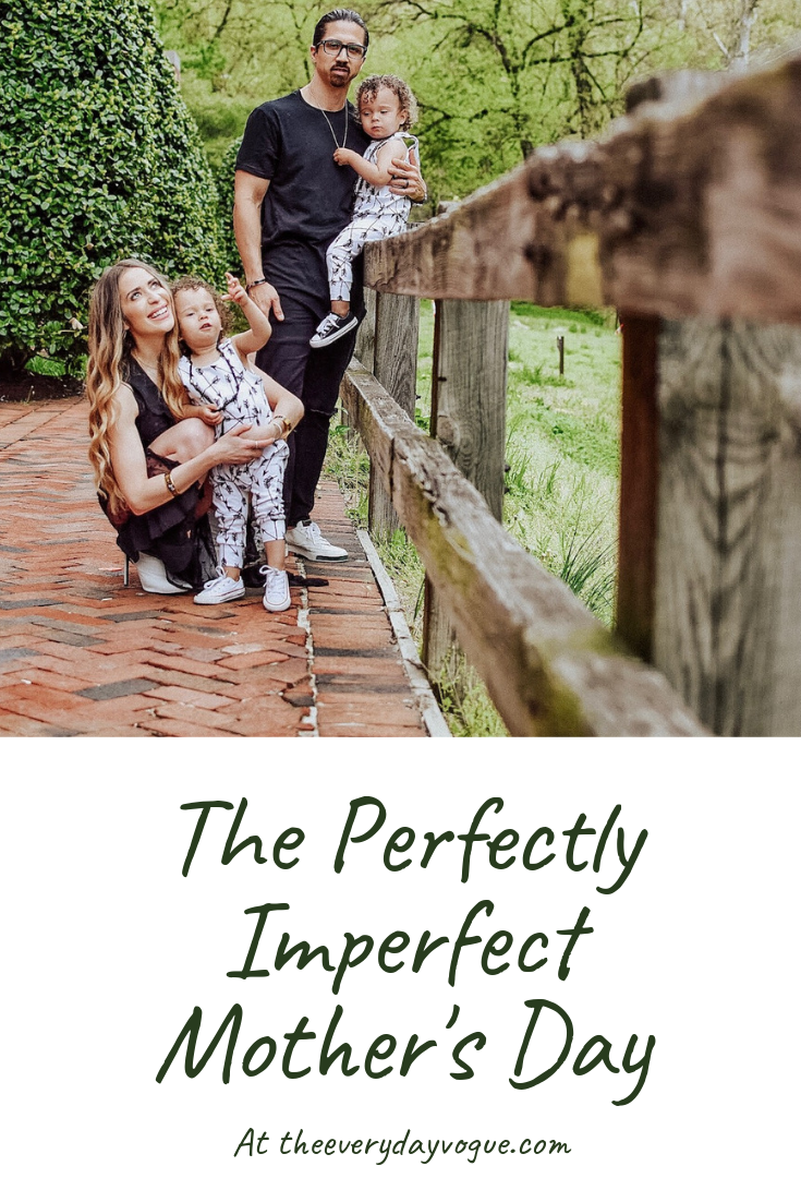 "Perfectly Imperfect Blog: Νew Blog Post About ""The Perfectly Imperfect Mother's Day¨ At Theeverydayvogue.com"