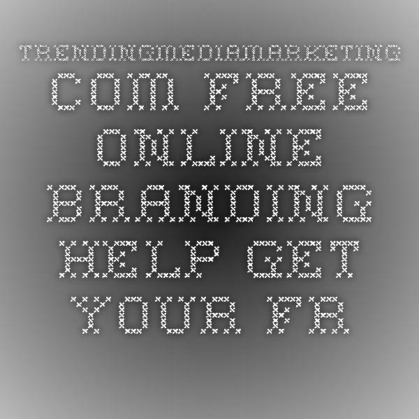 trendingmediamarketing.com  Free online branding help. Get your free assessment today!