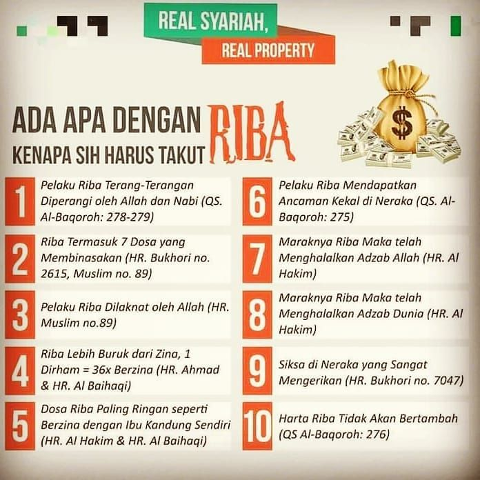 100 Riba Dan Rasuah Ideas In 2020 Riba Islamic Quotes Islam