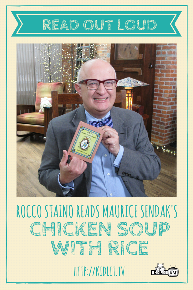 Read Out Loud: Chicken Soup with Rice   Reading Activities