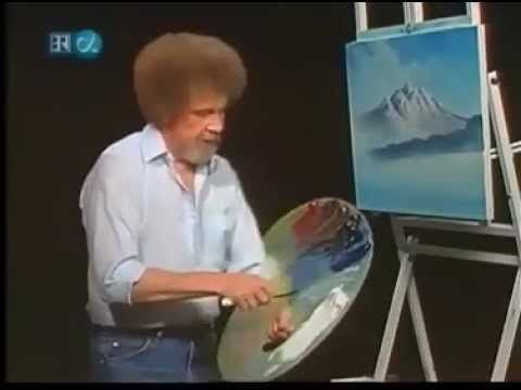 Bob Ross The Joy of Painting Season 29 Episode 11 P1 a perfect winter - YouTube