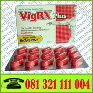 Vigrx Plus Original – Obat Pembesar dan Pemanjang Alat Vital No.1 Di Dunia – Dalam beberapa kasus, pria memiliki ketidakmampuan untuk melakukan hubungan intim (seks) lebih dari sekali. Jika Anda kebetulan memiliki problem tersebut, kini saatnya bagi anda untuk mempercayakannya kepada VigRX Plus.