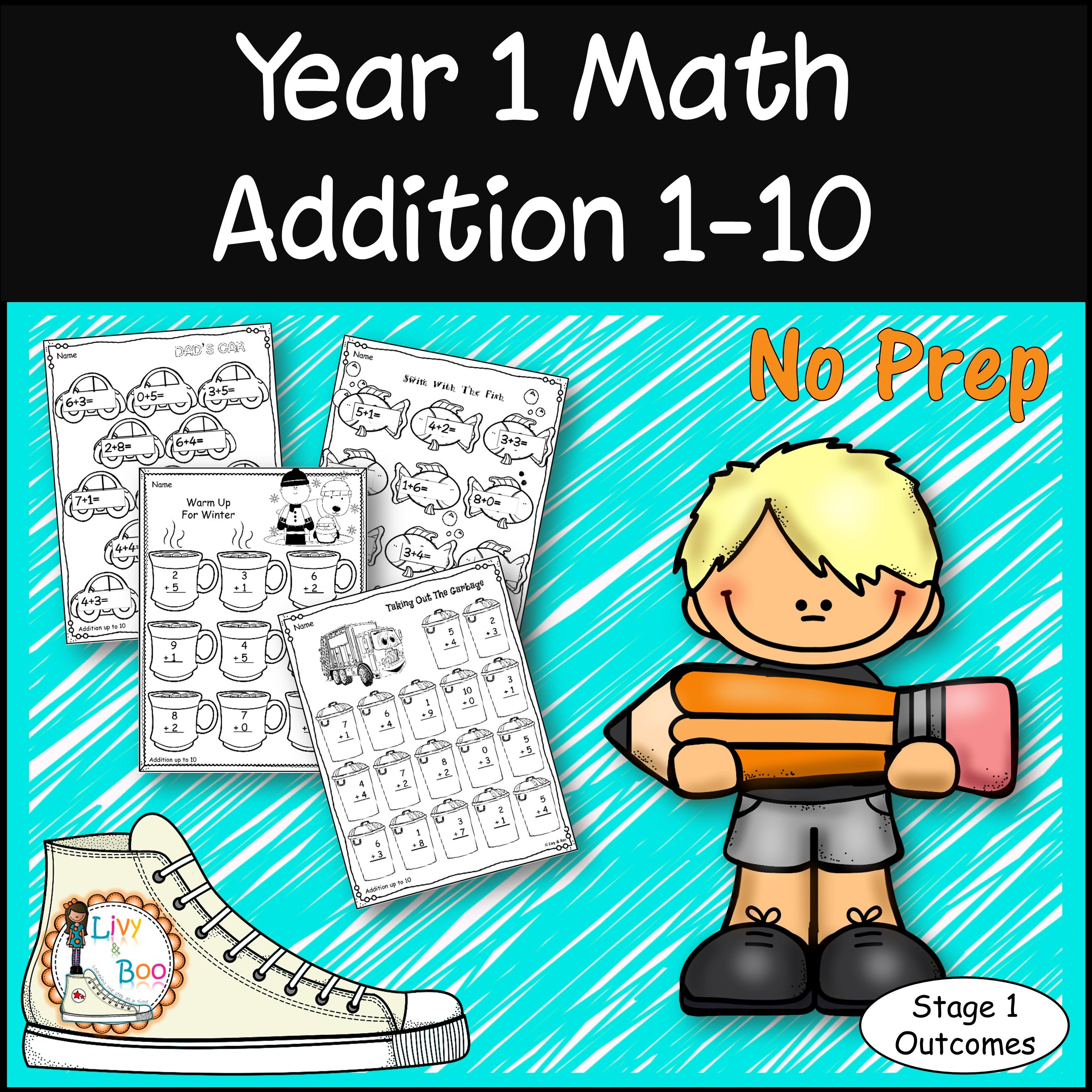 This resource includes all doubles additions to 24. | Livy & Boo ...