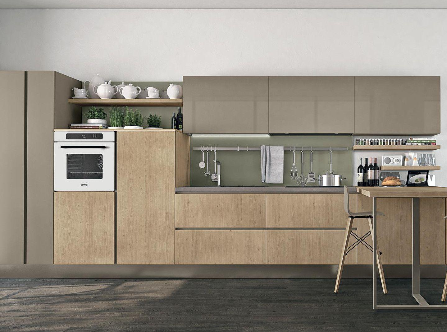 Una vasta scelta di cucine moderne da personalizzare secondo i